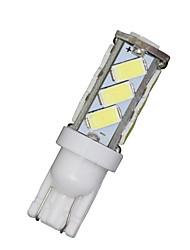 10x T10 W5W blanc 192 168 194 7014 5730 13 13smd conduit feux latéraux à LED cale 12v