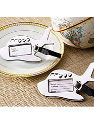 Bridesmaids / Bachelorette Wedding décor Name Card / Table Place card holder / Rustic / Travel Tag
