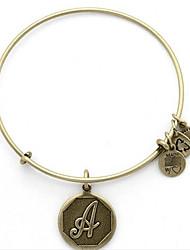 Twenty-Six Lucky Charm Bracelet