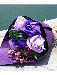 Wedding Flowers Free-form Roses Decorations Wedding Foam