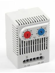 régulateur de température automatique (plage de température de 0-60 ° c; ac 110-260v)