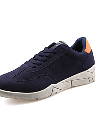 Retro Men's Suede Breathable Athletic Shoes During Summer Autumn for Exercise