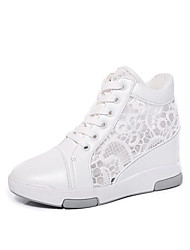 Women's Shoes Wedges / Comfort / Round Toe Sneakers Outdoor / Office & Career / Athletic / Dress /