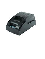 petite imprimante de papier thermique (puissance: 12v / 2.6a, vitesse d'impression: 90mm / secondes)