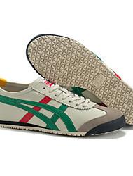 Onitsuka Tiger® MEXICO 66 Беговые кроссовки Муж. / Жен. Противозаносный / Воздухопроницаемый / Пригодно для носки Натуральная кожа Резина