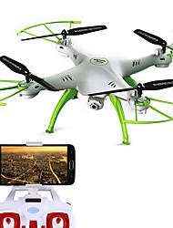 SYMA x5hw Dron 6 ejes 4 canales 2.4G Quadcopter RCRetorno con un botón / A prueba de fallos / Modo de Control Directo / Vuelo invertido