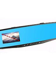 2,8-дюймовый вождения рекордер зеркало широкоугольный ночного видения HD рекордер 720p рекордер
