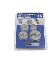 haute vitesse lame de scie de coupe en acier (une section 6 pièces)