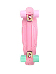 skate clássico (70 * 51 milímetros) rosa / azul