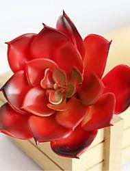 1pç Crafts Floral,vermelho / verde