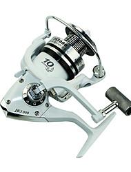 Spinning Reels 5.1/1 10 Ball Bearings Exchangable Spinning / Lure Fishing-JK1000-5000 Daicy