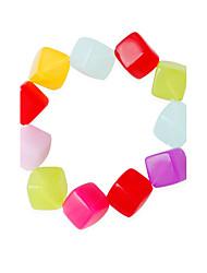 Bracelet Strand Bracelet Alloy Square Fashion Jewelry Gift Assorted Color,1pc