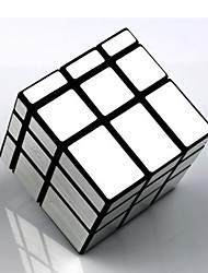 / Smooth Speed Cube 3*3*3 / Magic Cube Black / Ivory / Gold Plastic