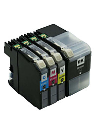 Suitable for Printer Cartridge A Group of Six Color Black, Red, Yellow, Blue