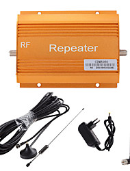 CDMA980 850MHz Cell Mobile Phone Signal Amplifier Booster Repeater + Antenna Gold