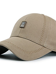Hat Ultraviolet Resistant Unisex Baseball Summer Dark Gray Black Dark Blue Army Green Light Coffee-Sports®