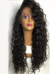 Long Wavy Lace Front Wigs For Black Women Loose Wave Synthetic Lace Wig High Quality Heat Resistant Synthetic Wig