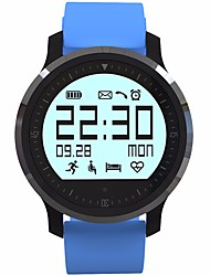 Smart Watch Waterproof Heart Rate Tracker Pedometer Support IOS8/ above Android 4.3