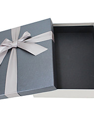 Gray Color, Other Material Packaging & Shipping Gift Box A Pack of Two