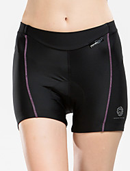 Sports Cycling Padded Shorts Women's Breathable / Quick Dry / Compression / Reflective Strips / Sweat-wicking BikeShorts / Underwear