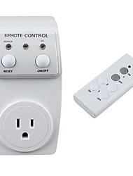 tomada de controle remoto sem fio inteligente