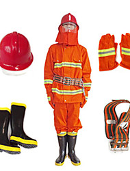 Supply 97 Type Fire Fighting Suits Retardant Protective Clothing Audits Fire Service Training Uniform Wujiantao