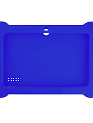 "Anti Dust Kids Child Soft Silicone Rubber Gel Case Cover For Q88 7"" Inch Android Tablet PC"