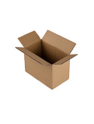 Brown Color Packaging & Shipping 9# B Hard Packing Boxes A Pack of Fifteen