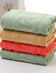 1PC Bamboo Fiber Hand Towel Super Soft 12 by 28 inch