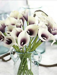 5 Филиал Недвижимость сенсорный Калла Букеты на стол Искусственные Цветы