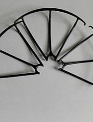 MJX X600  Black Plastic Propeller Guards 1 Piece