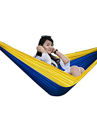 260*140CM Portable Tactical 300kg Maximum load Travel Camping Outdoor Waterproof Fabric Hammock 1 PC