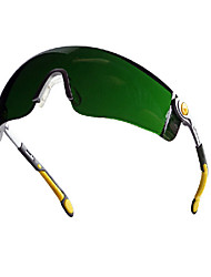 Green Color, PC Material Goggle, Paint Chemical Goggles