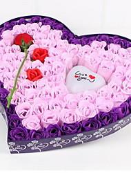 100 20 Филиал Другое Розы Букеты на стол Искусственные Цветы 16*14.5*1.9