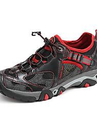 Sapatos de Montanhismo Homens Anti-Escorregar Tecido Alpinismo