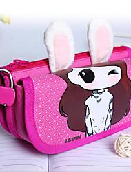 Студенты мультфильм кролик мешок ручки пароля многофункциональный пенал
