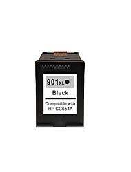 couleur hp901 cartouche d'encre compatible 901for modèles de la marque hp J4580 / j4660 / 4500