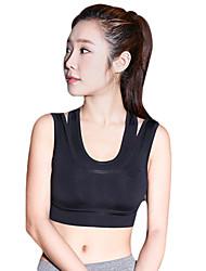 Sportif®Yoga Sous-vêtement Respirable / Séchage rapide / Compression Extensible Vêtements de sport Yoga / Course Femme