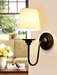 AC 220-240 5 E12/E14 Country Painting Feature for Mini Style,Uplight Wall Sconces Wall Light