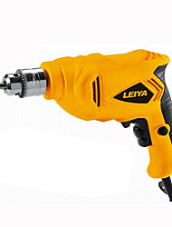 600W Power Hand Drill 10Mm Pistol Drill Reversing Speed (Ly10-01)