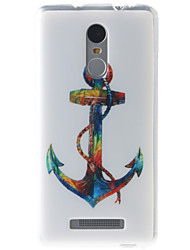 Anchor Painting Pattern TPU Soft Case for Xiaomi Redmi Note 3
