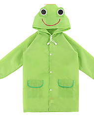 Cartoon Animal Shapes Children's Cartoon Raincoat Waterproof Raincoat