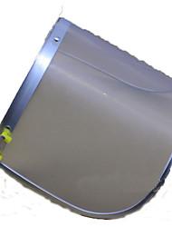 viseira moldura de alumínio