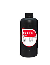 Red Compatible Konica led uv lamp mercury ink 1000ML