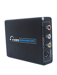 AV/S Terminal HDMI HD Video Converter