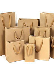 Kraft Paper Bags Bag Garment Bag Gift Bag Bags Universal Bags Advertising Bags Customized A Package Five