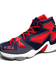 Men's Boy's Basketball Shoes EU37-EU45 Casual/Indoor/Outdoor Stylish Microfiber Plus Size Shoes