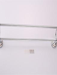 Handtuchwärmer / Chrom / Wandmontage /62*14.5*13cm /Edelstahl / Zinklegierung /Modern /62cm 14.5cm 0.61