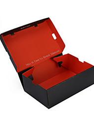упаковка&отправка сложенная бумага обувную коробку (универсальный логотип) пакет из двух