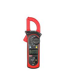 (Intervalo de medição: 20 (ω) /600(v)/400(a).specifications:ut202a) proteção de sobrecarga do circuito um multímetro digital